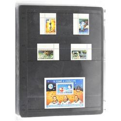 Lot of 5 Stamps - S.Tome E Principe.