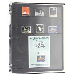 Lot of 7 Stamps - Samoa I Sisifo.