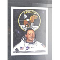 Stamp - Apollo 11.
