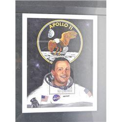 Stamp - Apollo 11.