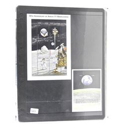 Lot of Stamps - 30th Anniversary of Apollo 11 MoonLanding.