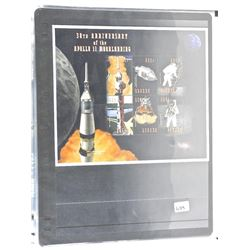 Lot of Stamps - 30th Anniversary of the Apollo 11 MoonLanding.