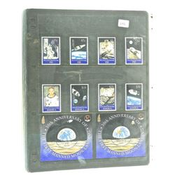 Lot of Stamps - 30th Anniversary of The First Manned Moon Landing - Jamaica & Fiji.