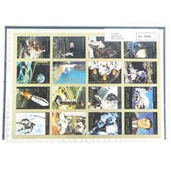 Lot of 32 Stamps - Apollo 11