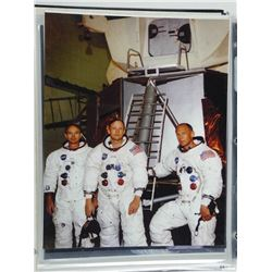 "8x10"" Picture Apollo 11."