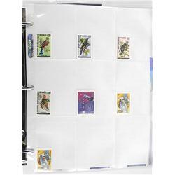 Lot of 7 Stamps - Republique D'Haiti & Posta.