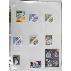 Lot of 12 Stamps.
