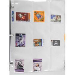 Lot of 8 Stamps - Mongolia & Maldives.
