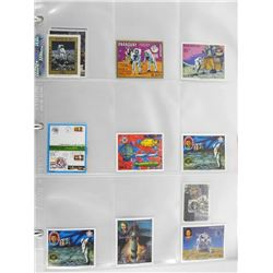 Lot of Stamps - Paraguay.