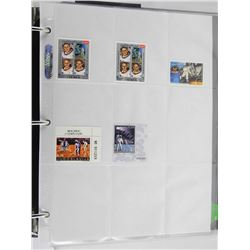 Lot of 5 Stamps - Apollo 11.