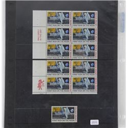 Lot of 11 Stamps