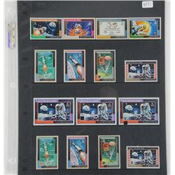 Lot of 15 Stamps
