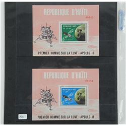 Lot of 2 Stamps