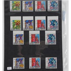 Lot of 14 Stamps