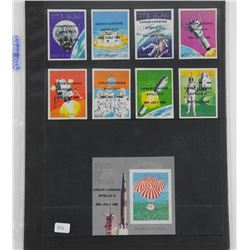Lot of 7 Stamps