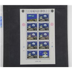 Lot of 10 Stamps