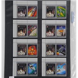 Lot of 16 Stamps