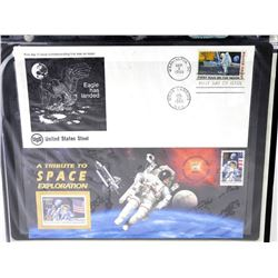 Apollo 11 Stamp