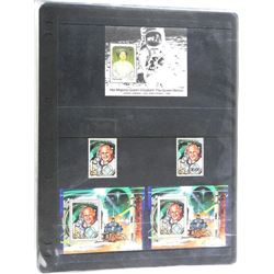 Lot of 5 Apollo 11 Stamps