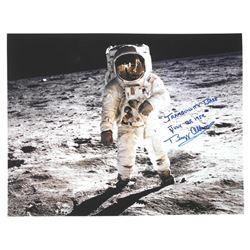 "Tranquility Base - 8x10"" 'Buzz Aldrin'"