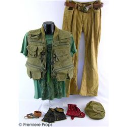Resident Evil: Extinction Otto (Joe Hursley) Movie Costumes