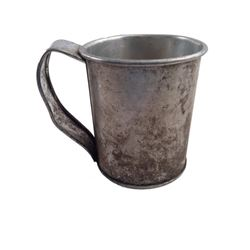 Dr. King Schultz (Christophe Waltz) Drinking Mug Movie Props