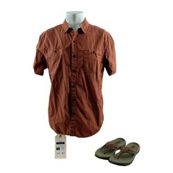 Dolphin Tale 2 Dr. Clay Haskett (Harry Connick Jr.) Movie Costumes