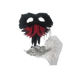 Batman Forever Party Scene Masks Movie Props
