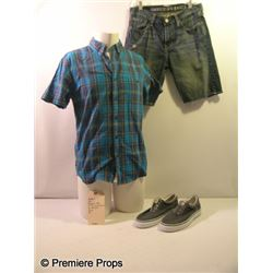 Piranha 3DD Josh (Jean-Luc Bilodeau) Movie Costumes