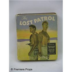 Big Little Book:  The Lost Patrol
