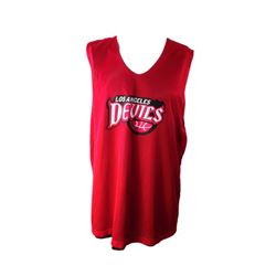 Hit the Floor Devils Basketball Jersey Movie Props