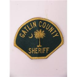 Beautiful Creatures Sheriff Patch Movie Props