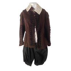 Tulip Fever Daan (Michael Nardone) Movie Costumes