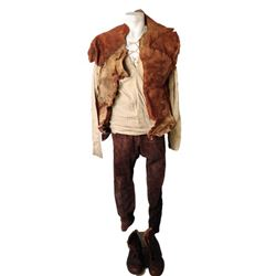 The Last Witchunter Kaulder (Vin Diesel) Flashback Movie Costumes
