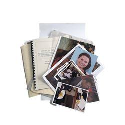 Scandal TV Production Paper/Files/Photos