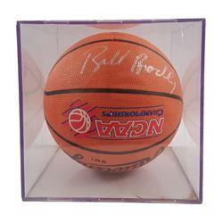 Bill Bradley Signed NCAA Basketball