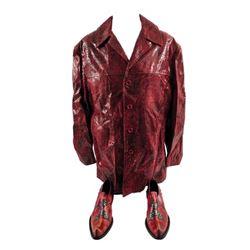 Brüno (Sacha Baron Cohen) Movie Costumes
