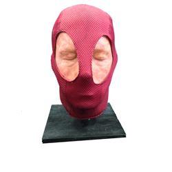 Deadpool Wade (Ryan Reynolds) Hero Mask Movie Props