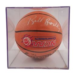 Bill Bradley Signed NCAA Basketball