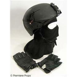 Hostage SWAT Helmet Movie Props