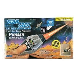 Star Trek Next Generation Replica Phaser 1992
