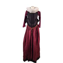 Tulip Fever Sophia (Alicia Vikander) Movie Costumes