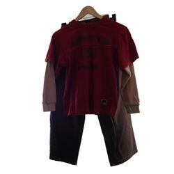 Grindhouse Survivor Kid (Austin Tate) Movie Costumes