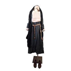 Tulip Fever Abbess (Judi Dench) Hero Movie Costumes