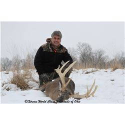 Ohio World Class Whitetail Hunt with Xtreme Whitetails