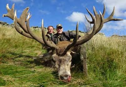 9490151429 Image 1 : Scotland Red Stag Hunt with International Adventures Unlimited ...