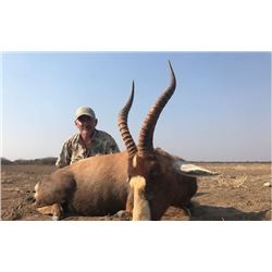 4 Hunters 7 Days 2 trophies included for each hunter with Sabudawn Safaris