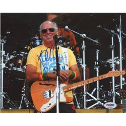 Jimmy Buffett Signed 8x10 Photo (PSA COA)