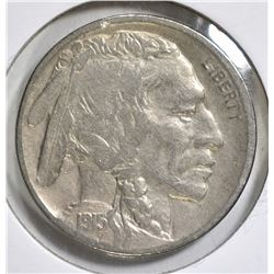 1915-D BUFFALO NICKEL, FINE