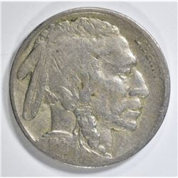 1921-S BUFFALO NICKEL VG